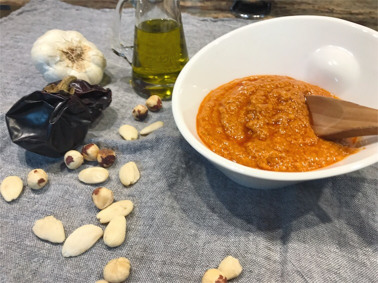 Salsa romesco - El lunes cierro el pico