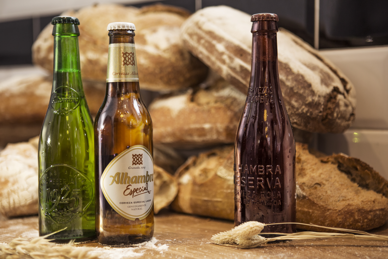 Cervezas Alhambra Pan.Delirio.
